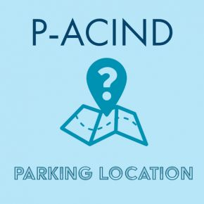 Location of ACIND Parking for the event